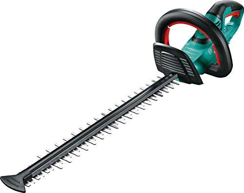 Bosch DIY AHS 50-20 LI Accu-heggenschaar, oplader, doos (18 V, 2,5 Ah, 50 cm snijlengte, 20 mm mesafstand) Accu-heggenschaar (zonder accu). Norme groen