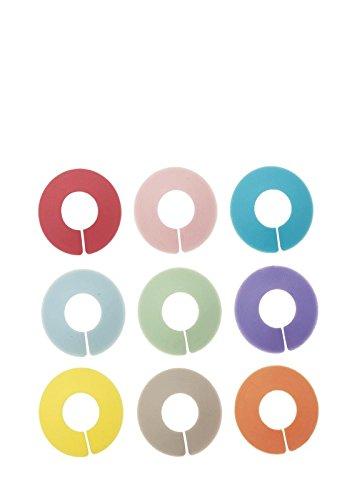 L'Atelier du Vin 3166650954852 095485-2 Chic Glass Rainbow, Multicolore