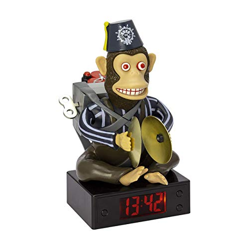Paladone Reloj Despertador Call of Duty Monkey Bomb, Talla única