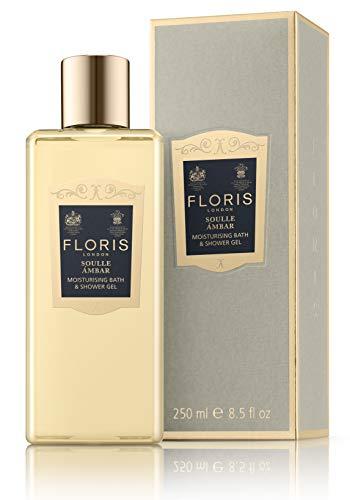 Floris London Soulle Ámbar, Dusch- und Badegel, 250 ml