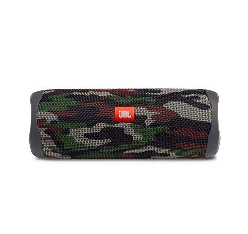 JBL FLIP 5 Waterproof Portable Bluetooth Speaker - Squad (Renewed)