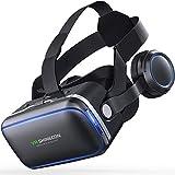 Hangang 3d VR Head Set Virtual Reality Occhiali - per 3d film video giochi comodo Occhiali VR con...