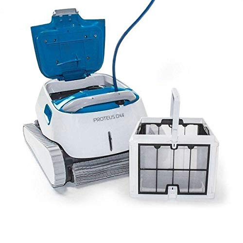 Key Features of the Dolphin Proteus DX4 Robotic Pool Cleaner