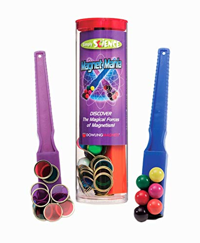 Dowling Magnets DO-SS75 Magnet Mania Kit, Multi