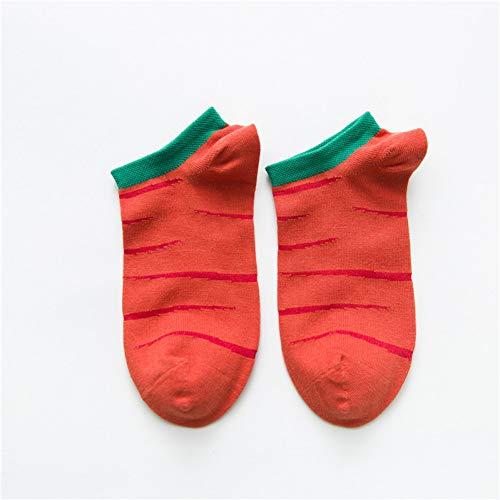 WLQXDD Calcetines especiales de regalo Calcetines Para Mujer Primavera Verano Algodón Calcetines...
