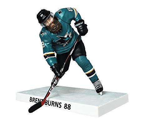 NHL Figures Brent Burns 6
