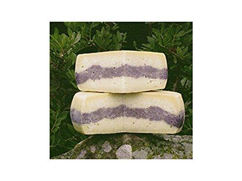 2 kg - Foz'e Murta - Pecorino al mirto - Sa Marchesa Formaggio di pecora sardo Pecorino prodotto in Sardegna, Paulilatino Ottimo esempio di pecorino abbinato ad un'erba mediterranea