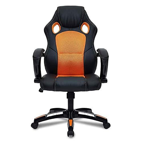 SXFYWYM Computerstoel voor het ophangen van lift, roterende bureaustoel voor thuis of op kantoor, racing, draaistoel