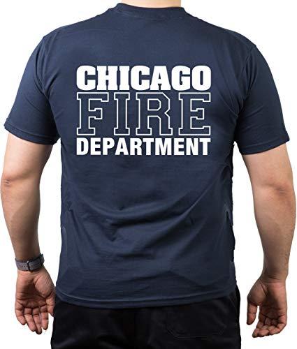 T-Shirt Chicago FIRE DEPT. - Feuerwehr von Chicago