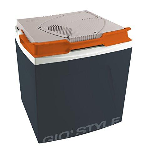 Gio'Style 6702820 elektrische koelbox, 12/130 V, grijs, 26 l