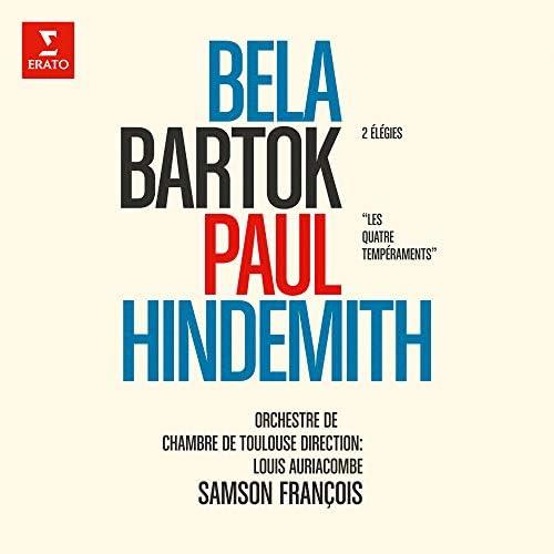 Samson François, Louis Auriacombe & Orchestre De Chambre De Toulouse