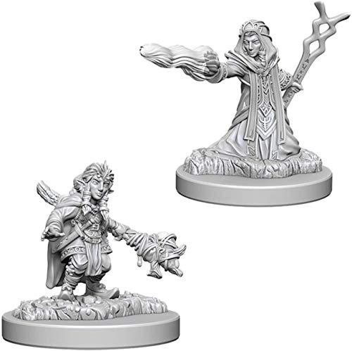 D&D Nolzurs Marvelous Unpainted Miniatures: Wave 6: Gnome Female Wizard
