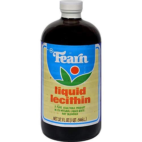 Fearn Liquid Lecithin, 32 Ounce - 3 per case.
