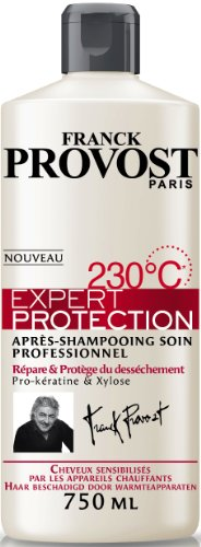 Franck Provost–Expert Protection 230°C Acondicionador Cuidado Profesional para cabello sensibilisés por los dispositivos calentables–750ml