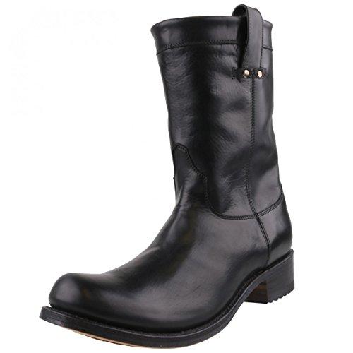 Sendra Herren Stiefel 7133 schwarz, Schuhgröße:EUR 42