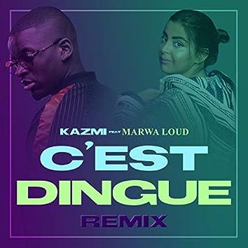 C'est dingue (feat. Marwa Loud) [Ghenda Remix]