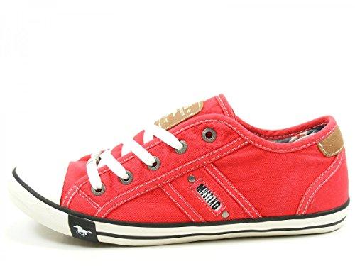 Mustang Damen 1099-302-5 Sneakers, Rot (rot 5), 39 EU