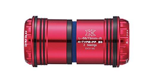 Cazoletas Pedalier KCNC PF30 BB-4624 Rojo