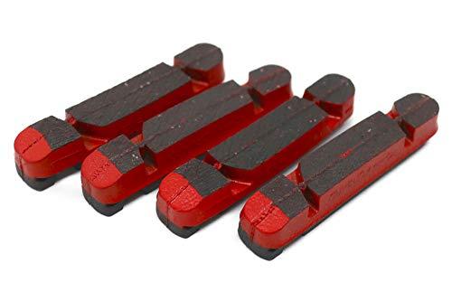 FULCRUM(フルクラム) BR-BO500X1 シマノ用 カーボンホイールブレーキパッド ブレーキシュー [並行輸入品]