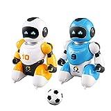Ydq Robots De Radiocontrol, Robots De ProgramacióN Inteligente SensacióN De Gestos, Control Inteligente G-Sensor Robot Super Carrier RC Juguete De Regalo para NiñOs NiñOs Entretenimiento