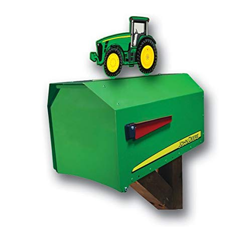 John Deere 8000 Mailbox