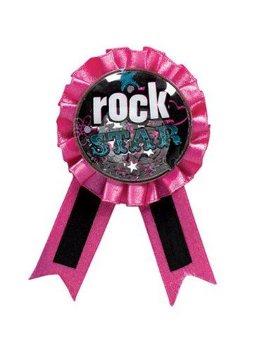 Amscan International Confetti Award Ribbon Rocker
