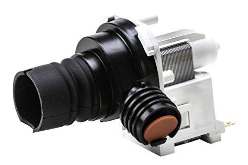 DREHFLEX - LP61 - für AEG/Electrolux/Juno Privileg für Geschirrspüler/Spülmaschine Laugenpumpe/Pumpe/Ablaufpumpe - passend für Teilenr. 14000044302-2/140000443022