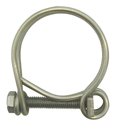 S&M 551840 - Abrazadera Doble Hilo 35 a 40 mm, 2 Unidades