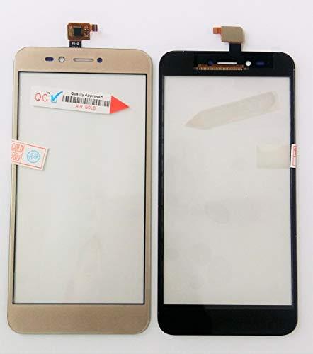 ABshara Touch Screen Digitizer for Micromax Selfie 2 Q4311 (Golden)