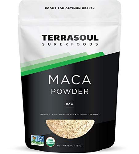 Terrasoul Superfoods Organic Maca Powder review