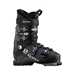 Honorable Mention for Best Mens Ski Boots: Salomon X Access 80 Wide Ski Boots for Men