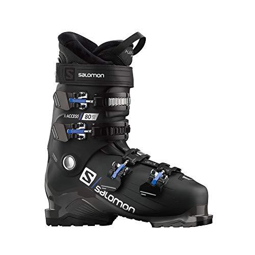 SALOMON(サロモン) スキー ブーツ X ACCESS 80 wide (エックス アクセス 80 ワイド) L40850800 BLACK/White...