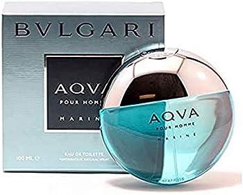 Bvlgari Aqva Marine Pour Homme Eau De Toilette Spray 3.4 Oz/ 100 Ml for Men By 3.4 Fl Oz