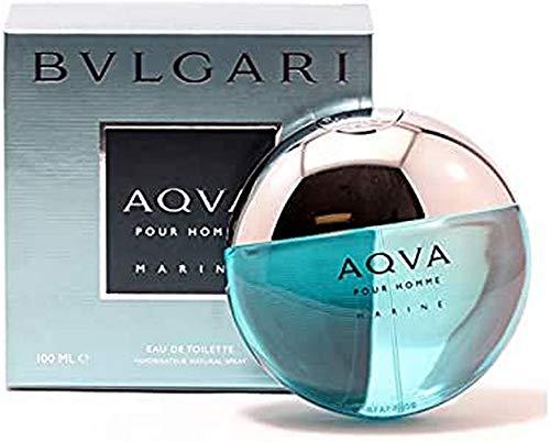 Bvlgari Bvlgari aqva marine pour homme eau de toilette spray 3.4 oz/ 100 ml for men by bvlgari