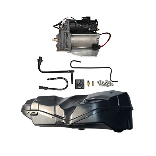 Kompressor Luftfederung Niveauregulierung&Abdeckung LR015303 LR023964 LR044360