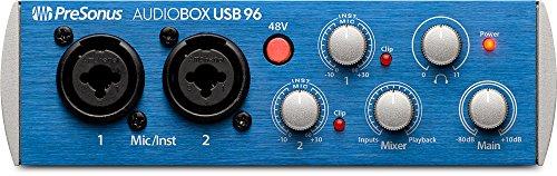PreSonus AudioBox USB 96–Interfaz de audio