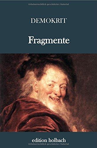 Demokrit: Fragmente