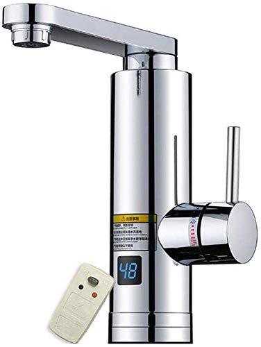 LXYZ Calentador de Fregadero eléctrico instantáneo Faucet Velocidad de Calentamiento rápido ?? Caliente