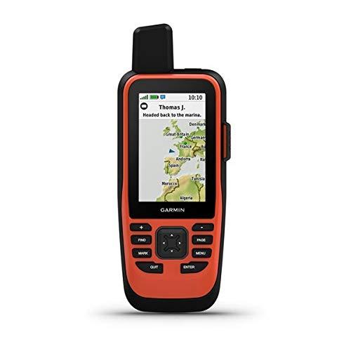 Garmin 86i GPS de Mano Marino con Capacidades de Comunicación Satelital de inReach
