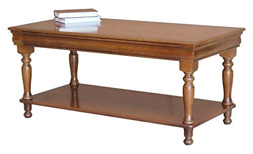 Arteferretto Table Basse de Style Louis Philippe