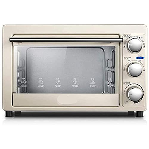 KISAD Tabletop Electric Oven 16L Toaster Oven Electric Oven Small Oven Electric Appliance Electric Oven Household Small Automatic Baking Cake