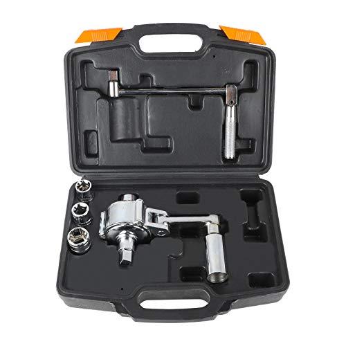 Llave multiuso de torsión de 1/2 pulgada, tipo removedor de tuercas de llanta, para desmontaje de neumáticos de coche, par de ahorro de trabajo