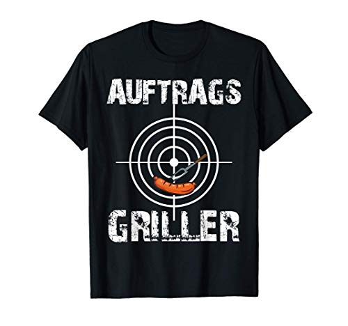 Grillen Tshirt Für Männer Lustig...