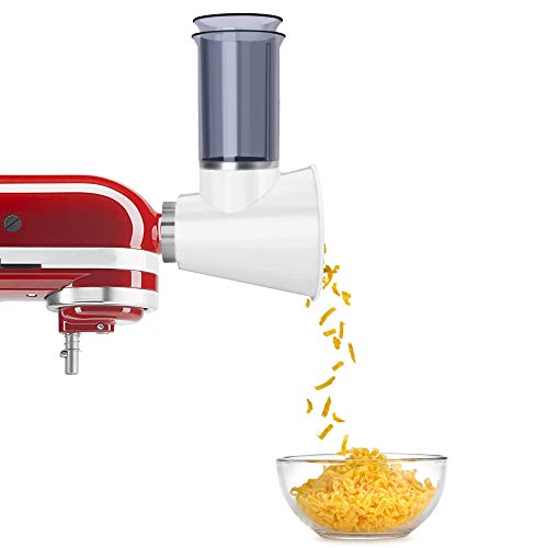Slicer/Shredder Attachment for KitchenAid Stand Mixers