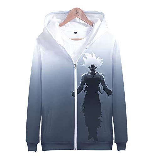 DIDIYICHU-Wunderschöne Pullover, 3D-gedruckte Pullover, Paar Mode-Sweatshirts, langärmlige Rundhals-Hoodies, Kinderkleidung, Unisex-Alita Battle Angel