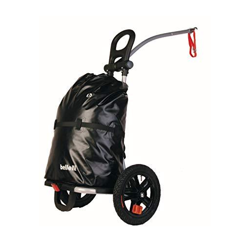Bellelli Baggy Remolque (montaje de bastidor de bicicleta)