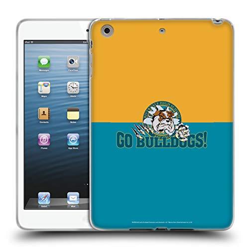 Head Case Designs Oficial Riverdale ¡Vamos Bulldogs! Arte Gráfico Carcasa de Gel de Silicona Compatible con Apple iPad Mini 1 / Mini 2 / Mini 3