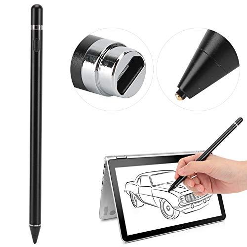 Kapazitiver Stift, Stylus Kapazität Touchscreen-Stifte Active Stylus Digital Pen, universeller kapazitiver Touching Pen für Microsoft/Android/IOS WYH0001