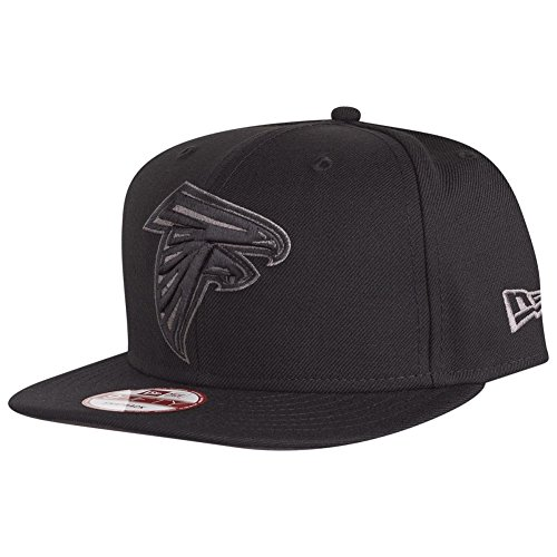 New Era 9Fifty Snapback Cap - Atlanta Falcons Noir/Gris