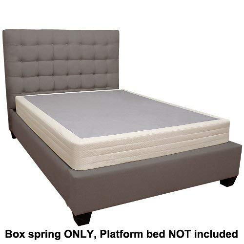 Lifetime sleep products Box Spring Great for Memory Foam Mattress, King